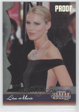 2008 Donruss Americana II - [Base] - Silver Proof #141 - Lisa Marie /250