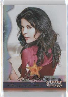 2008 Donruss Americana II - [Base] - Stars Materials [Memorabilia] #122 - Maria Conchita Alonso /400