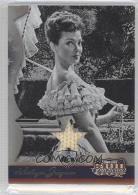2008 Donruss Americana II - [Base] - Stars Materials [Memorabilia] #159 - Kathryn Grayson /200