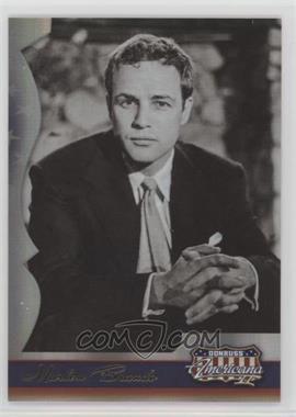 2008 Donruss Americana II - [Base] #228 - Marlon Brando