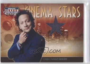 2008 Donruss Americana II - Cinema Stars - Retail #CS-44 - Rob Schneider