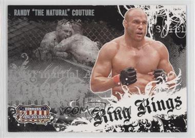 2008 Donruss Americana II - Ring Kings - Promos #RK-PROMO - Randy Couture