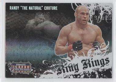 2008 Donruss Americana II - Ring Kings - Retail #RK-RC - Randy Couture