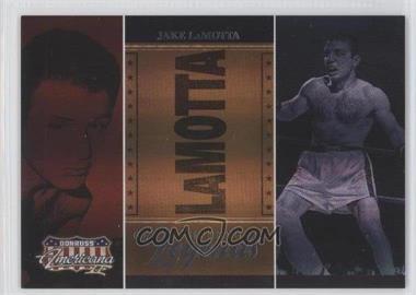 2008 Donruss Americana II - Sports Legends #SL-15 - Jake LaMotta /500
