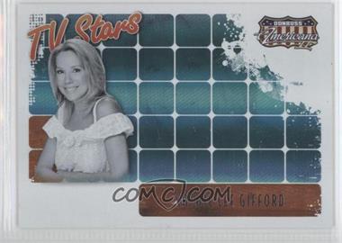 2008 Donruss Americana II - TV Stars #TS-KLG - Kathie Lee Gifford /500