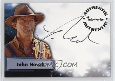 2008 Inkworks Smallville Season 6 - [???] #A52 - John Novak as Jed McNally