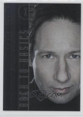 2008 Inkworks X-Files: I Want to Believe - Back to Basics #BB-1 - Fox Mulder