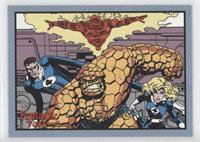 Issue #336, January 1990 (Fantastic Four)