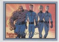 Vol 3, Issue #60, October 2002 (Fantastic Four)