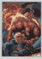 Marvel Knights 4 #20