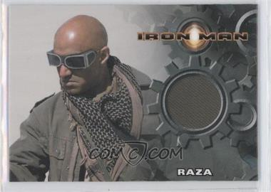 2008 Rittenhouse Iron Man: The Movie - Authentic Costume #FATA - Faran Tahir as Raza