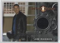 Terrence Howard as Jim Rhodes