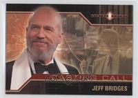 Jeff Bridges as Obadiah Stane
