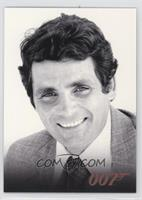 David Hedison as Felix Leiter