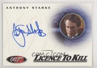 Licence To Kill - Anthony Starke as Truman-Lodge (Collector's Binder insert)
