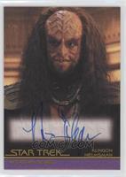 Brian Thompson as Klingon Helmsman