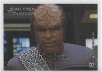 Lt. Commander Worf