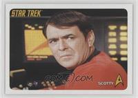 Scotty, Spock