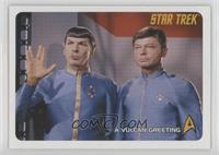 A Vulcan Greeting