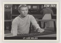 Lt. Lee Kelso