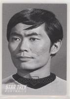 George Takei as Lieutenant Hikaru Sulu