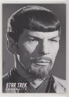 Leonard Nimoy as Mirror Spock