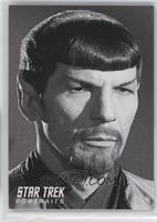Leonard Nimoy as Mirror Spock