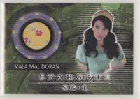 Claudia Black as Vala Mal Doran