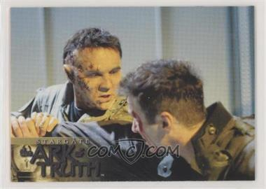 2008 Rittenhouse Stargate SG-1 Season 10 - The Ark of Truth #11 - As Mitchell tried to leave the storeroom…