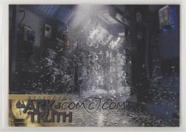 2008 Rittenhouse Stargate SG-1 Season 10 - The Ark of Truth #15 - Mitchell relayed the location…