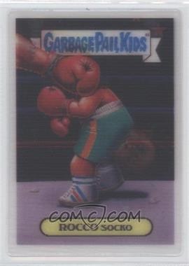 2008 Topps Garbage Pail Kids All-New Series 7 - Loco Motion #3 - Rocco Socko