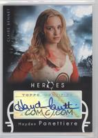 Hayden Panettiere as Claire Bennet