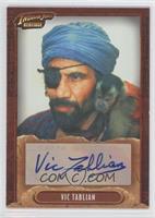 Vic Tablian as Monkey Man/Barranca