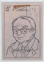 Artist Sketch Card #/1