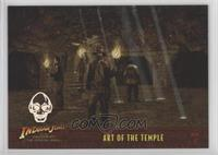 Art Of The Temple #/350
