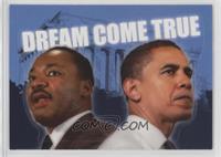 Barack Obama, Martin Luther King Jr.