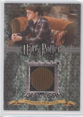 2009 Artbox Harry Potter and the Half-Blood Prince - Prop Cards #P3 - The Burrow /480