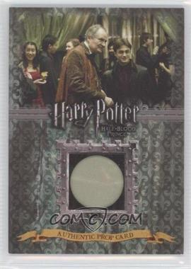 2009 Artbox Harry Potter and the Half-Blood Prince - Prop Cards #P6 - Slughorn's Christmas Party Drapes /330