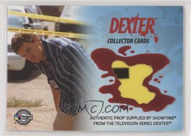 2009 Breygent Dexter - Prop Cards #DPC3 - Crime Scene Tape