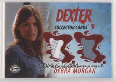 2009 Breygent Dexter Season 1 and 2 - Costume #DC7 - Debra Morgan