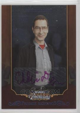 2009 Donruss Americana - [Base] - Private Signings [Autographed] #14 - Eddie Deezen /250