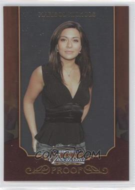 2009 Donruss Americana - [Base] - Proofs Gold #75 - Marisol Nichols /50