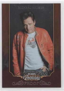 2009 Donruss Americana - [Base] - Proofs Silver #4 - Michael Madsen /100