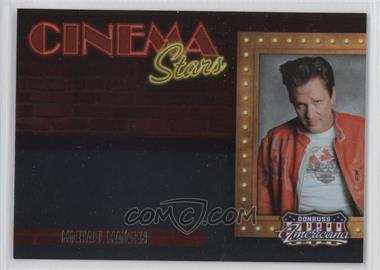 2009 Donruss Americana - Cinema Stars #4 - Michael Madsen /1000