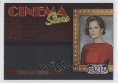 2009 Donruss Americana - Cinema Stars #8 - Marcia Gay Harden /1000