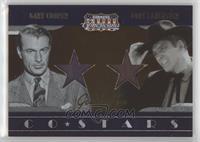 Burt Lancaster, Gary Cooper /50