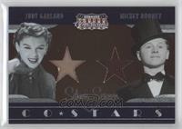 Judy Garland, Mickey Rooney /100