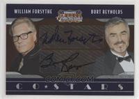 Burt Reynolds, William Forsythe #/25