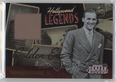 2009 Donruss Americana - Hollywood Legends - Golden Era Materials [Memorabilia] #12 - Douglas Fairbanks Jr. /50