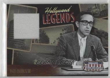2009 Donruss Americana - Hollywood Legends - Materials [Memorabilia] #17 - Pat Paulsen /250